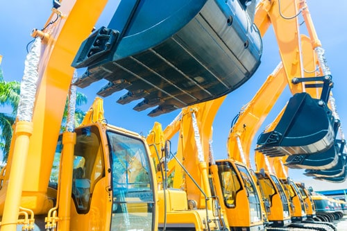 Central Portfolio Control Heavy equipment leasing